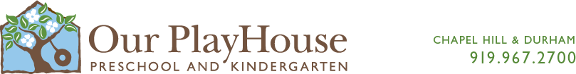 Our PlayHouse Preschool logo